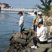毎年恒例の浜名湖何でも釣り大会